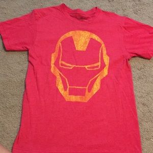 Tops - Iron Man Marvel T-shirt